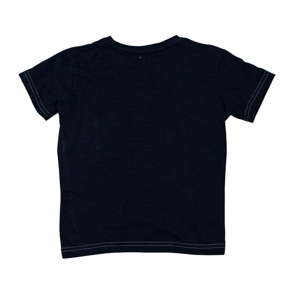 Bilde av Ebbe - T-skjorte Zixten Midnight Navy