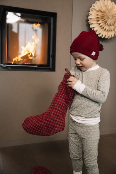 Bilde av Gullkorn Design - Glede Julepysj-sett, Lys Grønn