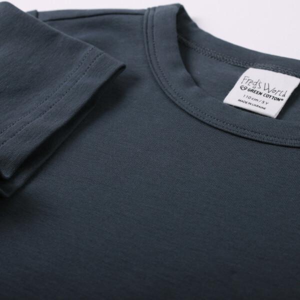 Bilde av Fred's World - T-skjorte Mørkeblå