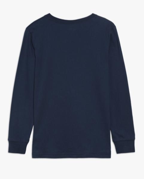 Bilde av LEVI`S - GENSER BATWING-DRESS BLUES