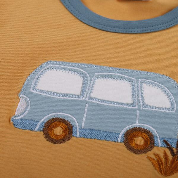 Bilde av Fred's World - T-skjorte Baby Buss Mango