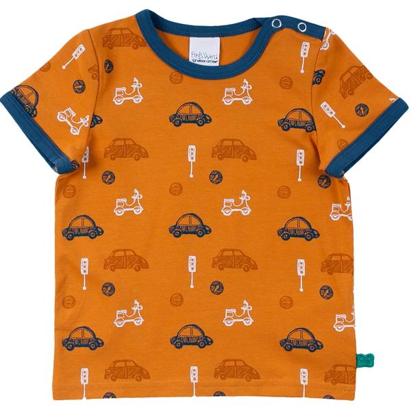 Bilde av Fred's World - T-skjorte Baby Biler
