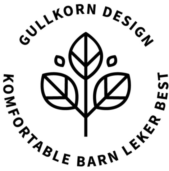 Bilde av GULLKORN DESIGN - PANNEBÅND VILLVETTE, BANAN-IS