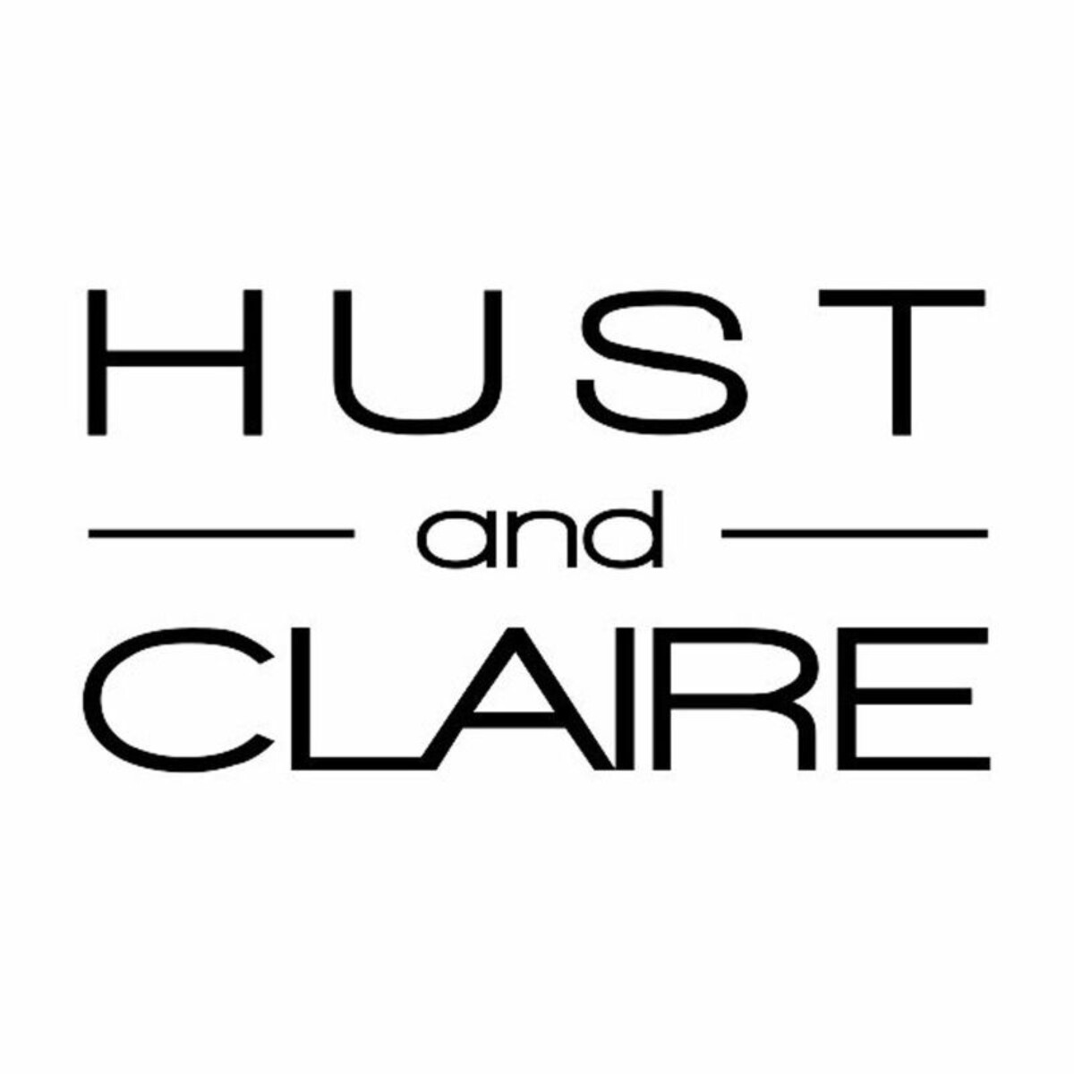 HUST AND CLAIRE - GENSER ULL/ SILKE