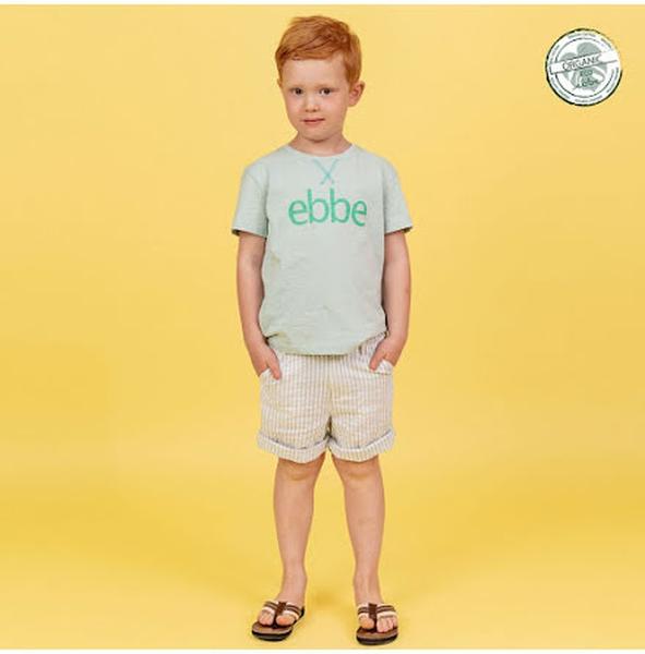 Bilde av Ebbe - Shorts Chinos Giorgio White/Blue