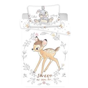 Bilde av Juniorsengesett - Bambi og Trampe - Sweet as can