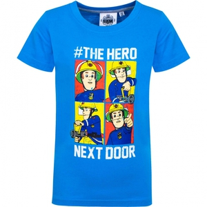 Bilde av T-skjorte - Brannmann Sam - The hero next door -
