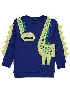 Bilde av 3D Sweatshirt - Dinosaur