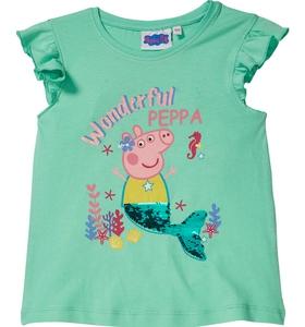 Bilde av T-skjorte med paljetter - Wonderful Peppa