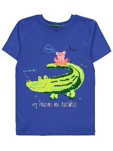 Bilde av T-skjorte - Krokodille - My friend's are awesome!