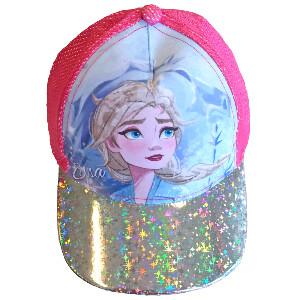 Bilde av Caps med shimmerdetaljer - Frost - Elsa - Rosa