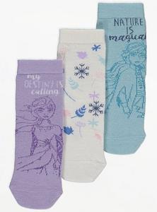 Bilde av 3pk sokker - Frost - Nature is magical