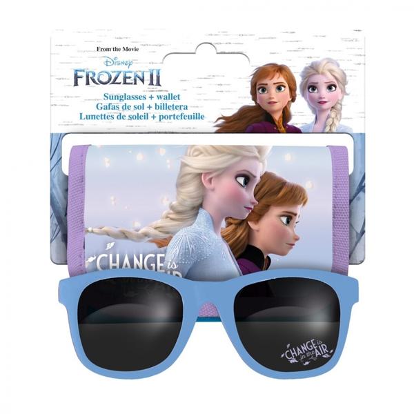 Lommebok og solbriller - Frost