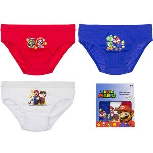 Bilde av 3pk truser - Super Mario