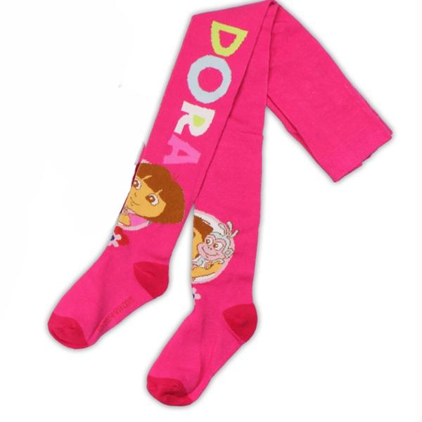 Strømpebukse - Dora the Explorer - Rosa