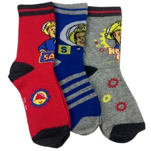 Bilde av 3pk sokker - Brannmann Sam - Hold on