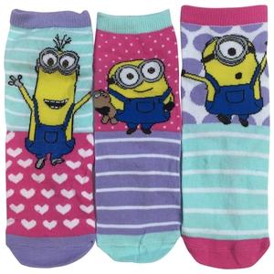 Bilde av 3pk sokker - Minions