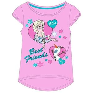 Bilde av T-skjorte - Frost - Best friends - Rosa