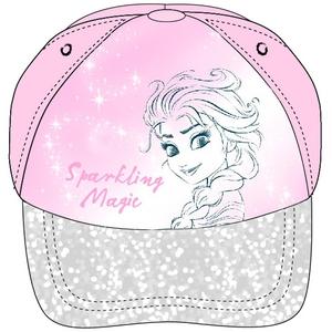 Bilde av Caps med glitterdetaljer - Frost - Elsa - Rosa
