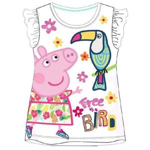 Bilde av T-skjorte - Peppa Gris - Free as a bird