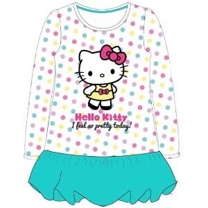 Bilde av Kjole/tunika - Hello Kitty - Turkis