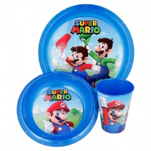 Bilde av Spisesett - Super Mario