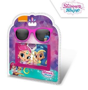 Bilde av Lommebok og solbriller - Shimmer & Shine