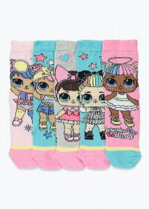 Bilde av 5pk sokker - L.O.L Surprise