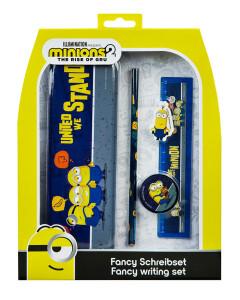Bilde av 5pk pennalsett - Minions - More then a Minion