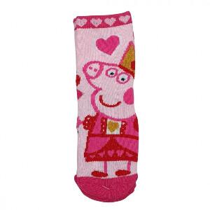 Bilde av Tykke sokker med antiskli - Peppa Gris