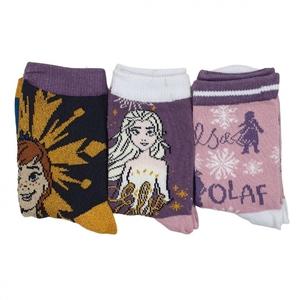 Bilde av 3pk sokker - Frost - Anna, Elsa og Olaf