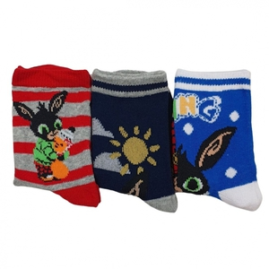 Bilde av 3pk sokker - Bing