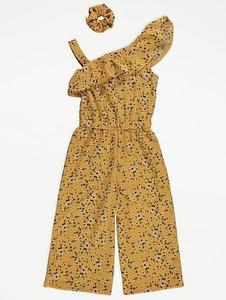 Bilde av Savannah buksedrakt med scrunchie
