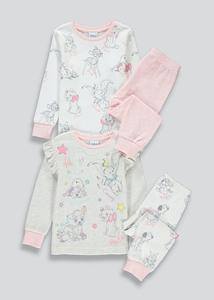 Bilde av 2pk pysjamas - Disneyklassikere