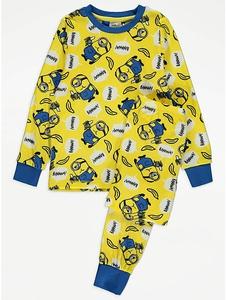 Bilde av Pusemyk pysjamas - Minions - Banana!