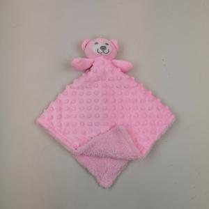 Bilde av Pusemyk rosa koseklut - Bamse