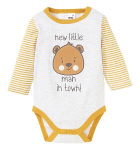 Bilde av Body - New little man in town!