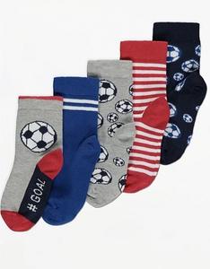Bilde av 5pk sokker - Fotball