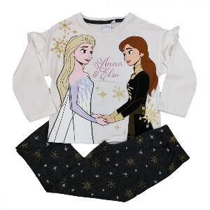 Bilde av Pysjamas med rysjer - Frost - Anna og Elsa