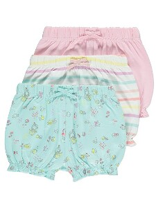 Bilde av Filippa 3pk shorts