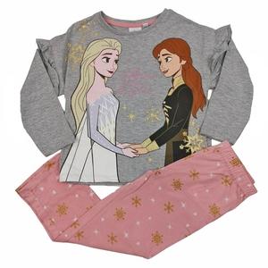 Bilde av Pysjamas med rysjer - Frost - Anna og Elsa -