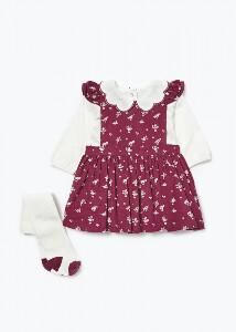 Bilde av Julianne tredelt kjolesett