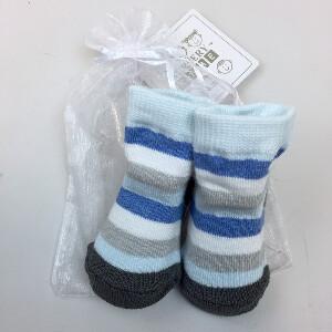 Bilde av Sokker i gavepose - Striper