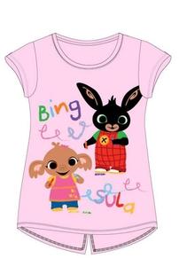 Bilde av T-skjorte - Bing og Sula - Rosa