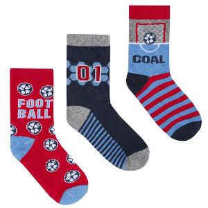 Bilde av 3pk sokker - Fotball - Goal