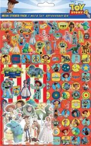 Bilde av 150 klistremerker - Toy Story