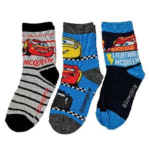 Bilde av 3pk sokker - CARS - Lynet McQueen