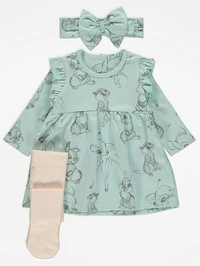 Bilde av Tredelt kjolesett - Bambi