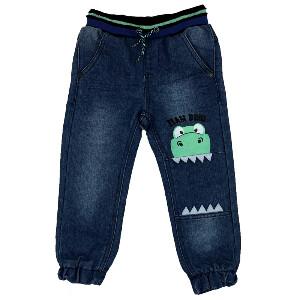 Bilde av Jeans med 3d detaljer - Team Dino