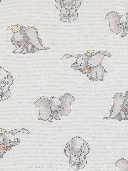 Tredelt sett med smekke - Dumbo